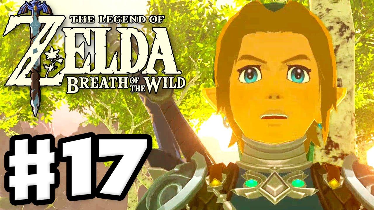 Zackscottgames Legend Of Zelda Breath Of The Wild Part 2