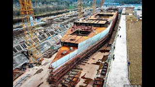 Титаник уже можно не поднимать - Китайцы строят новый