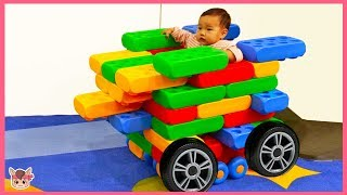 Kukmin Ride on Toy Sportbike & pretend play with toys indoor plground