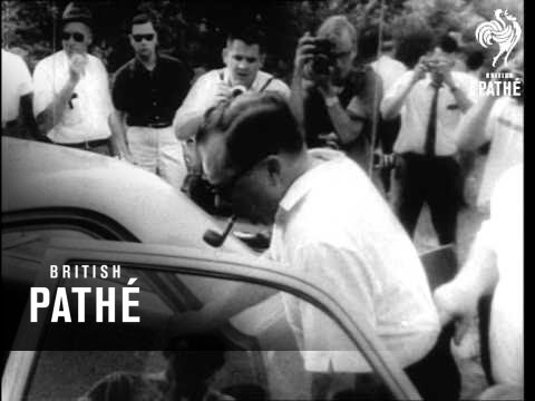 James Meredith Shot In Mississippi During Civil-Rights March AKA Meredith Shooting (1966)