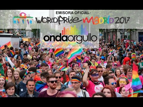 "World Pride Madrid 2017  ""Viva la Vida"""