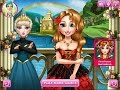 Disney princess Frozen Fashion Rivals Games for Kids - Gry Dla Dzieci