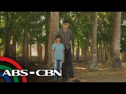 Rated K: Meet the tall man from Batangas