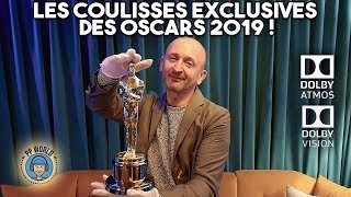 Les Coulisses EXCLUSIVES des Oscars 2019 (DOLBY THEATER !)