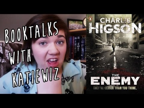 BOOK TALK: The Enemy by Charlie Higson