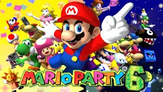 Gamecube Month - Let's Play: Mario Party 6