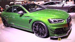 2018 Audi ABT RS5 R 530hp 690nm Exterior and Interior Walkaround 2018 Geneva Motor Show