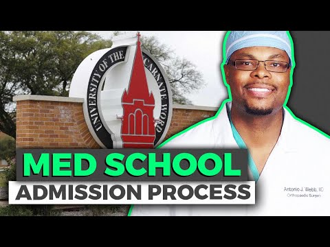 A Look Into The Medical School Admission Process | Osteopathic Med School Dean Q&A