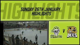 Hull Pirates vs Bracknell Bees 26th Jan