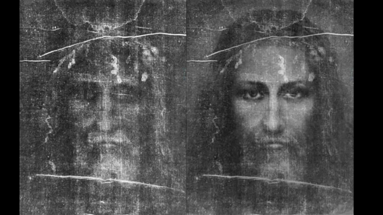 Does the Shroud of Turin Refute Pauls Stance on Long Hair - 1