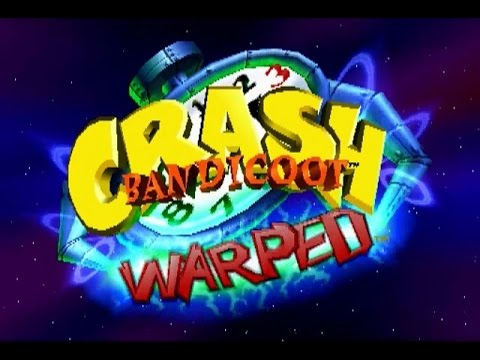 Crash Bandicoot 3 - Complete 105% Walkthrough - All Gems, All Crystals, All Platinum Relics