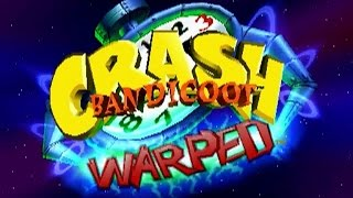 Crash Bandicoot 3 Warped - Complete 105% Walkthrough - All Gems, All Crystals, All Platinum Relics