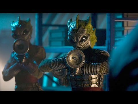 The History of The Silurians - Doctor Who - BBC