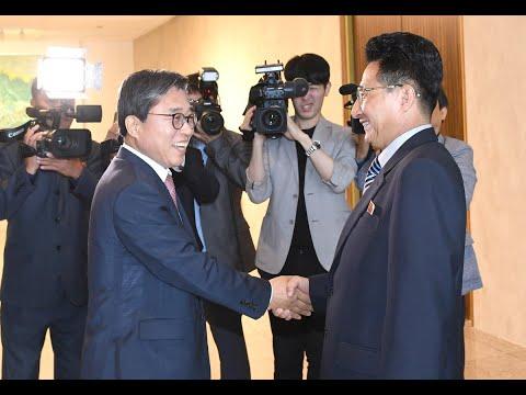 الكوريتان تدرسان تشكيل فرق موحدة لدورة الألعاب الآسيوية  - نشر قبل 2 ساعة