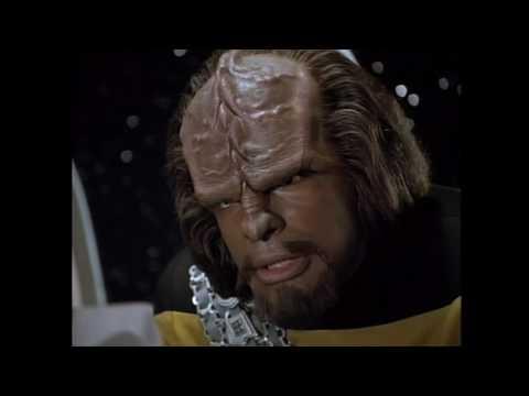 Worf being a badass, Part 3