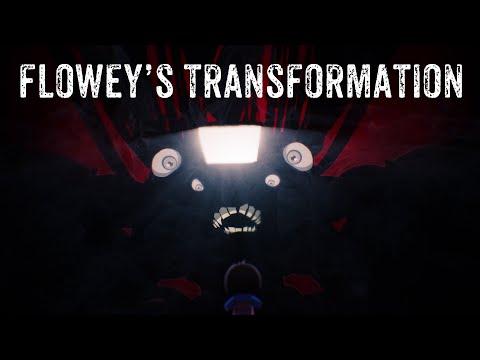 Undertale Shots: Flowey's Transformation