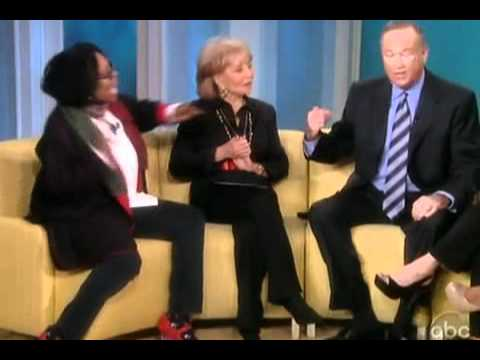 "Whoopi Goldberg, Joy Behar Walk Off 'View' Set While Talking to Bill O'Reilly ""Muslims Killed Us"""