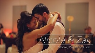 Nicole & Zak - Wedding Highlight Film - Mackey Wedding Films