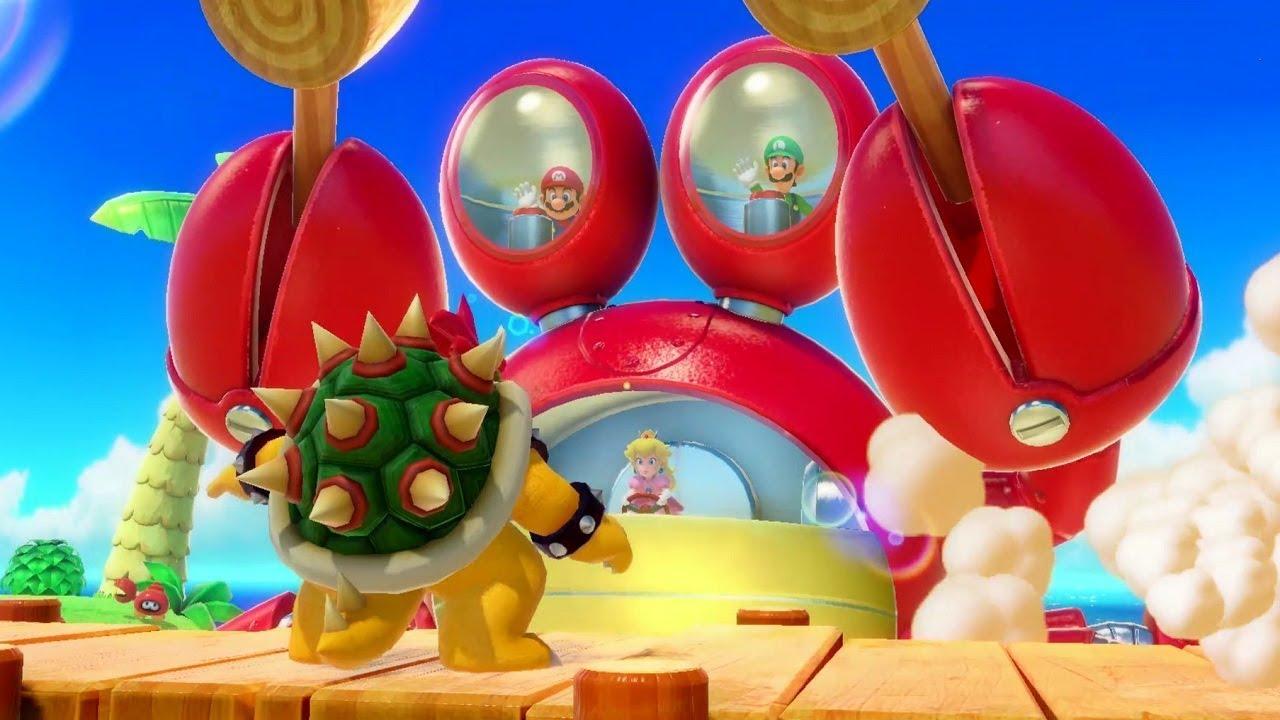 Super Mario Party - All 1 vs. 3 Minigames