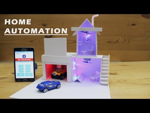DIY Home Automation using Arduino