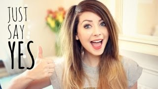 Just Say Yes | Zoella
