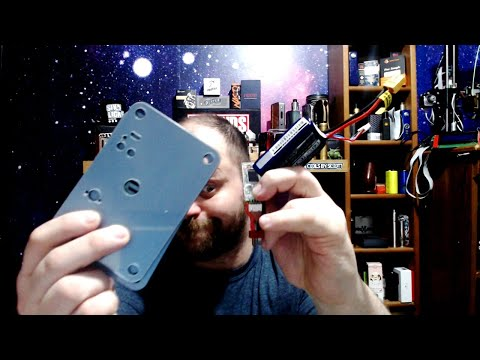 LIPO POWERED DNA 200 COIL BUILDING STATION KIT BUILD