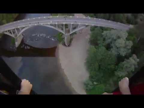 Riga Bungee Jumping Stag Party Activity