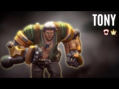 Tony Hero Spotlight