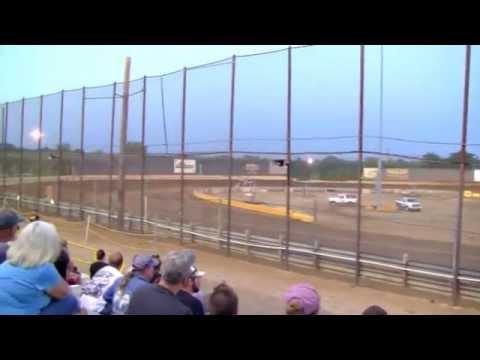 Patrick Gold - Mod Heat - New Egypt Speedway - 15 Aug 15