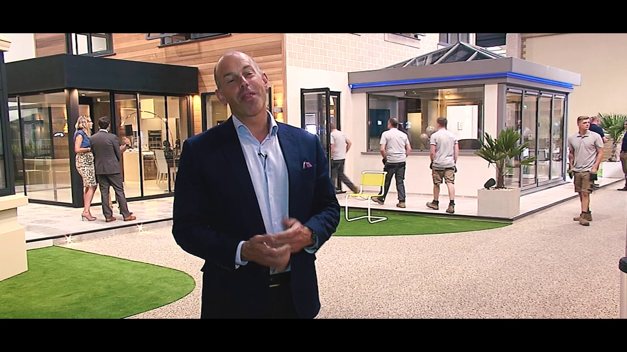 Phil Spencer talks about Express Bi Folding Doors & Phil Spencer talks about Express Bi Folding Doors - YouTube