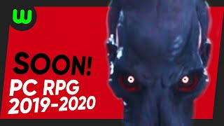 Top 10 Upcoming PC RPG Games of 2019, 2020 & Beyond | whatoplay