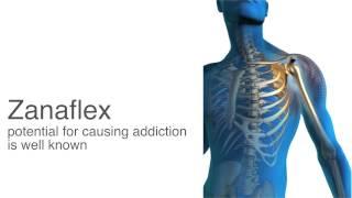 Zanaflex Addiction and Zanaflex Abuse