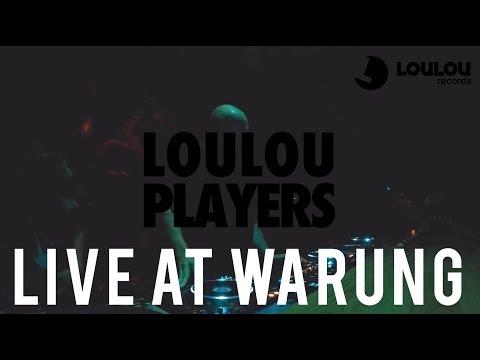 Loulou Players @ Warung Beach Club, Itajai, Brazil / 2 january 2018