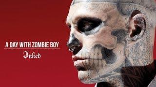 A Day with Zombie Boy | INKED