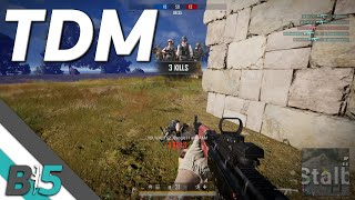 PUBG Team Deathmatch | Early Impressions and Gameplay (Xbox One/PS4)