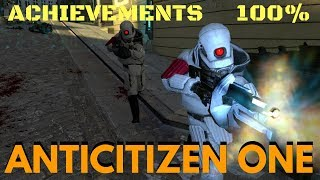 Half-Life 2 (100%) Walkthrough (Chapter 10: Anticitizen One)