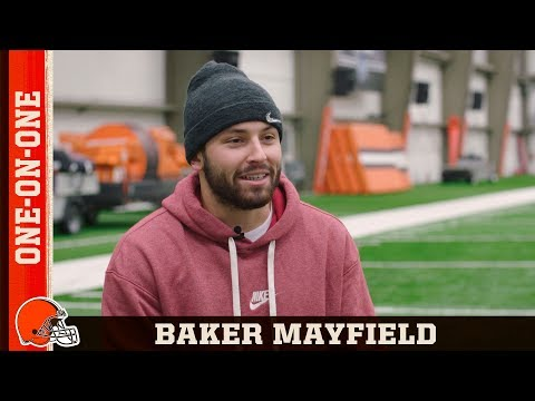 Baker Mayfield: One-on-One | Browns All Access