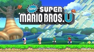 Vídeo New Super Mario Bros. U