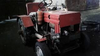 Трактор МСИ Самодельной сборки