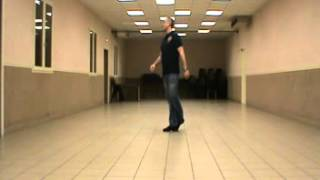 Pot Of Gold - Line dance - Kick & Scuff 26