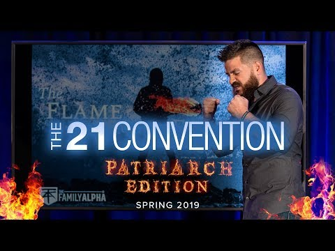 The 21 Convention: PATRIARCH EDITION - Cinematic 4K Trailer