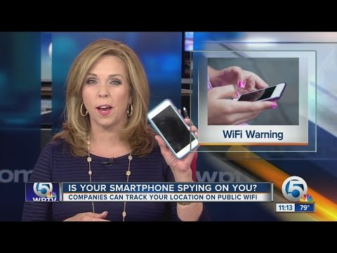 Wi-fi warning: When you connect to public wi-fi companies can track your location, place pop-up ads