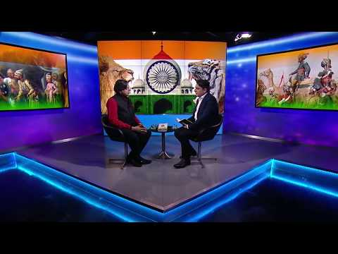 Dr. Shashi Tharoor on Britain's colonial genocide in India