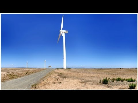 Why South Africa's power utility should boost its output of in-house renewables