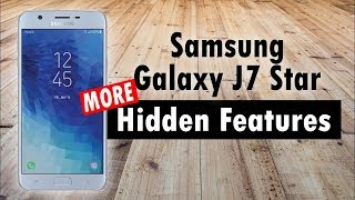 More Hidden Features of the Samsung Galaxy J7 Star You Don't Know About | H2TechVideos