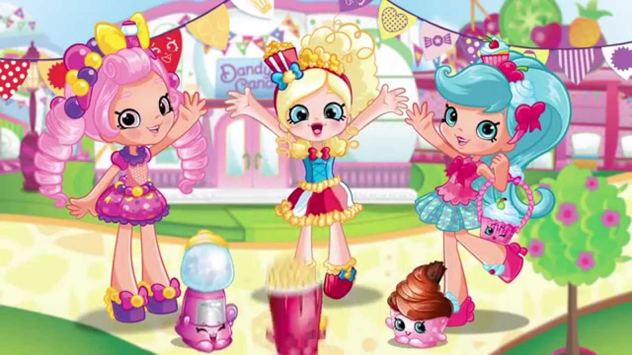 Introducing The Shopkins Shoppies Youtube