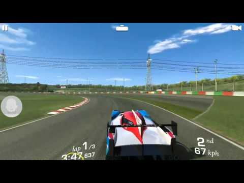 Real Racing 3 RR3 Nissan GT-R LM Nismo Top Speed On Suzuka
