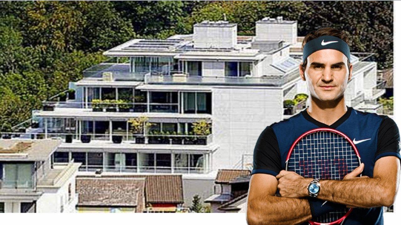 ნახეთ როგორი სახლი აქვს როჯერ ფედერერს, რომელიც 6.5 მილიონი ღირს [ Video ]