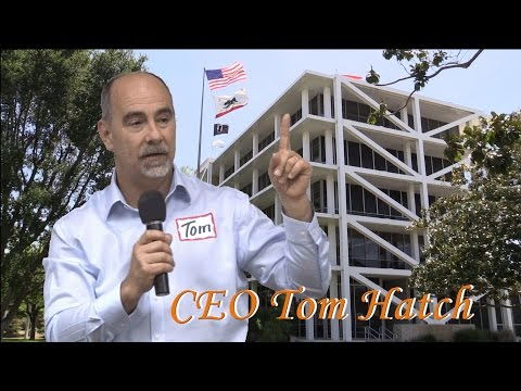 Tom Hatch - CEO of Costa Mesa