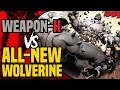 Weapon H Hulk Batch H Vs All New Wolverine And Old Man Logan